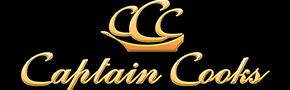 Captain Cooks - Logo